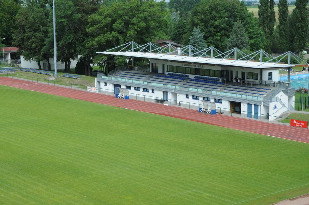 Ssv Markranstadt E V Stadion Sportplatze